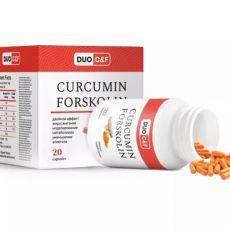 DUO C&F - Curcumin&Forskolin